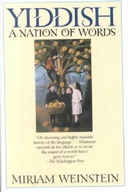 Yiddish: A Nation of Words (Paperback)