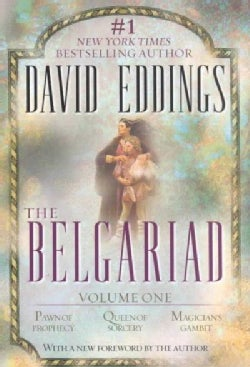 The Belgariad: Pawn of Prophecy, Queen of Sorcery, Magician's Gambit (Paperback)