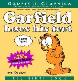 Garfield Loses His Feet (Paperback)