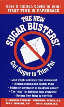 The New Sugar Busters: Cut Sugar to Trim Fat (Paperback)