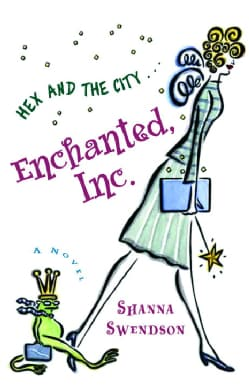 Enchanted, Inc. (Paperback)