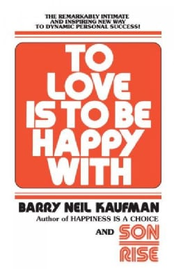 To Love Is to Be Happy With (Paperback)