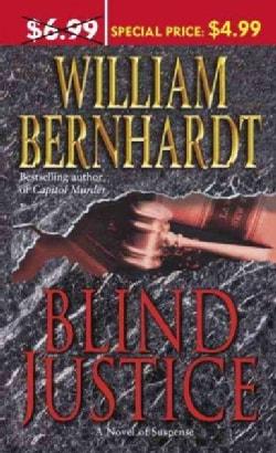 Blind Justice: A Novel of Suspense (Paperback)