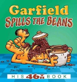 Garfield Spills the Beans: His 46th Book (Paperback)