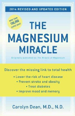 The Magnesium Miracle (Paperback)