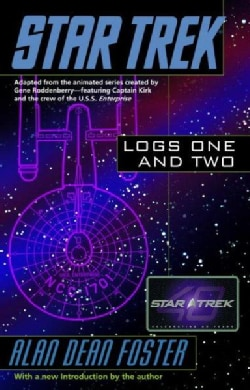 Star Trek Logs One And Two (Paperback)