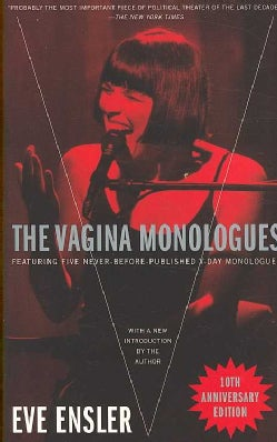 The Vagina Monologues (Paperback)