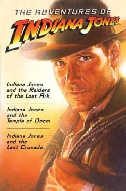 The Adventures of Indiana Jones: Indiana Jones and the Raider of the Lost Ark, Indiana Jones and the Temple of Do... (Paperback)
