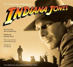 The Complete Making of Indiana Jones: The Definitive Story Behind All Four Films (Paperback)