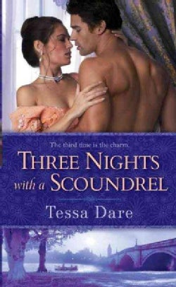 Three Nights With a Scoundrel (Paperback)