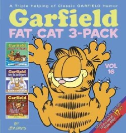 Garfield Fat Cat 3-pack (Paperback)