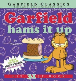 Garfield Hams It Up (Paperback)