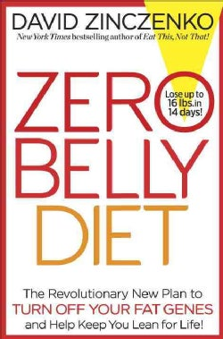 Zero Belly Diet (Hardcover)