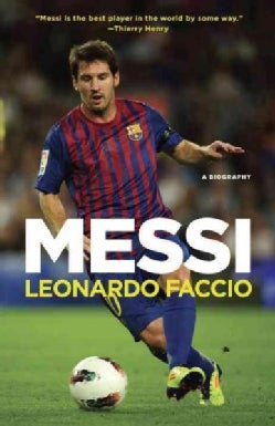 Messi: A Biography (Paperback)