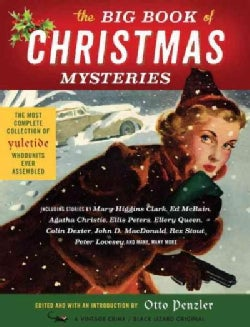 The Big Book of Christmas Mysteries (Paperback)