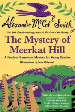 The Mystery of Meerkat Hill (Hardcover)