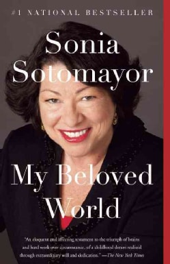 My Beloved World (Paperback)