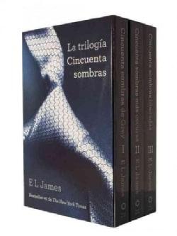 La trilogia cincuenta sombras/The trilogy fifty shades: Cincuenta sombras de grey / Cincuenta sombras mas oscuras... (Paperback)