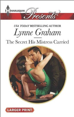 The Secret His Mistress Carried (Paperback)
