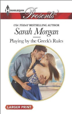 Playing by the Greek's Rules (Paperback)