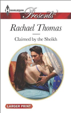 Claimed by the Sheikh (Paperback)