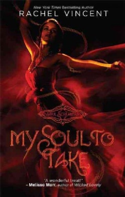 My Soul to Take (Paperback)