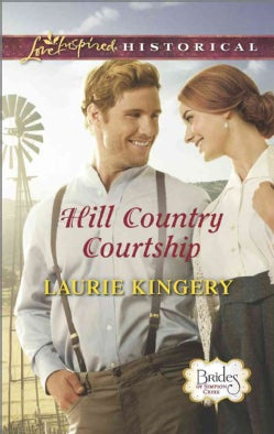 Hill Country Courtship (Paperback)