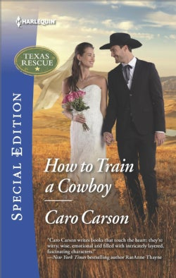 How to Train a Cowboy (Paperback)