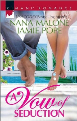 A Vow of Seduction: Hot Night in the Hamptons / Seduced Before Sunrise (Paperback)