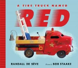A Fire Truck Named Red (Hardcover)