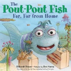 The Pout-Pout Fish Far, Far from Home (Hardcover)