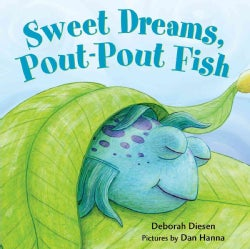 Sweet Dreams, Pout-Pout Fish (Board book)
