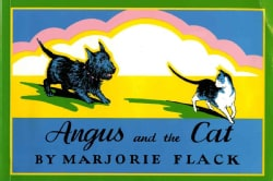Angus and the Cat (Paperback)