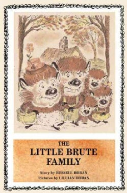 The Little Brute Family (Paperback)