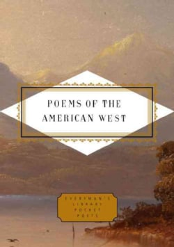 Poems of the American West (Hardcover)