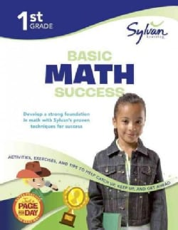 1st Grade Basic Math Success (Paperback)