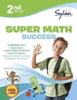 2nd Grade Super Math Success (Paperback)