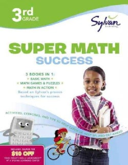 3rd Grade Super Math Success (Paperback)