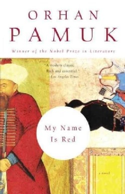 My Name Is Red (Paperback)