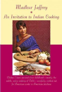 An Invitation to Indian Cooking (Paperback)