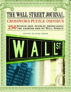 The Wall Street Journal Crossword Puzzle Omnibus (Paperback)