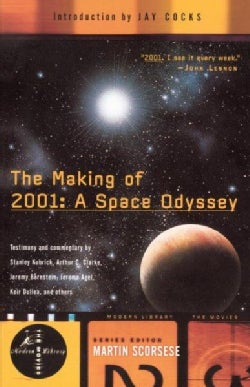 The Making of 2001: A Space Odyssey (Paperback)