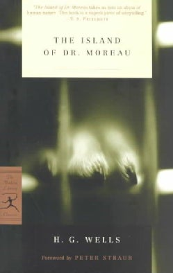 The Island of Dr. Moreau (Paperback)
