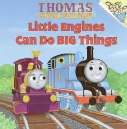 Little Engines Can Do Big Things (Paperback)