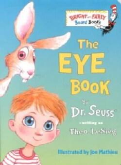 The Eye Book (Board book)