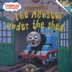 The Monster Under the Shed (Paperback)