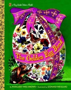 The Golden Egg Book (Hardcover)