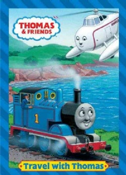 Thomas and Friends Travel With Thomas (Paperback)