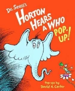Dr. Seuss's Horton Hears a Who Pop-up! (Hardcover)