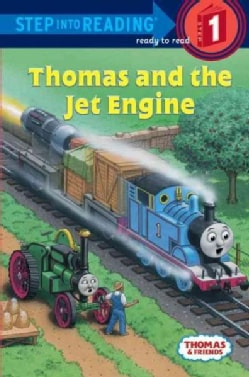 Thomas and the Jet Engine (Paperback)